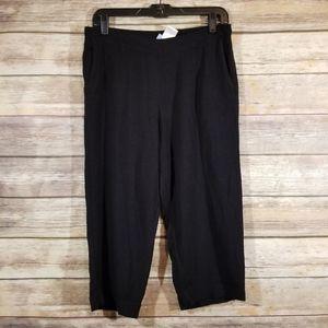 Koret Wide Leg Cropped Pants